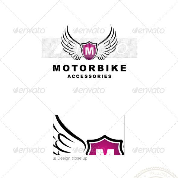 Motorbike Logo Templates from GraphicRiver.