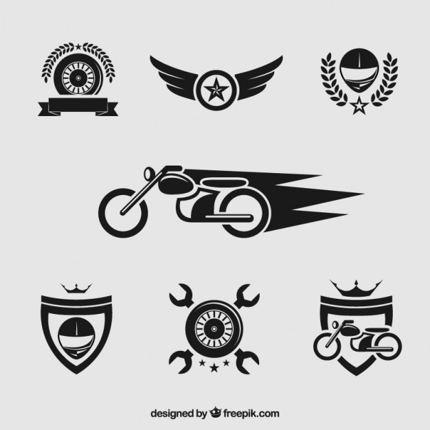 Motorbike Logo Vectors, Photos and PSD files.