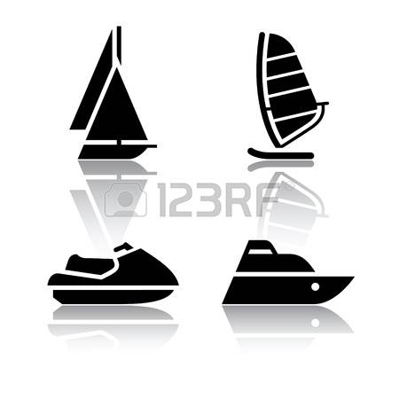 1,685 Motorboats Stock Vector Illustration And Royalty Free.