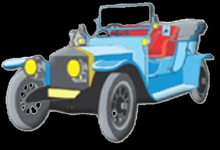Motor Car.