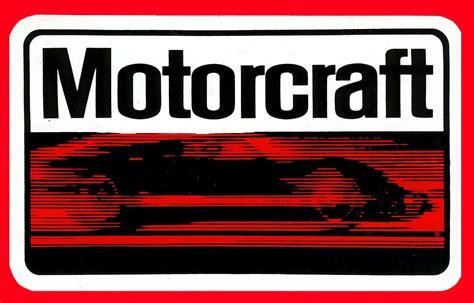 Motorcraft Logos.