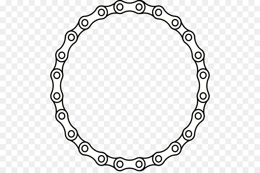 Motorcycle Chain Clipart.