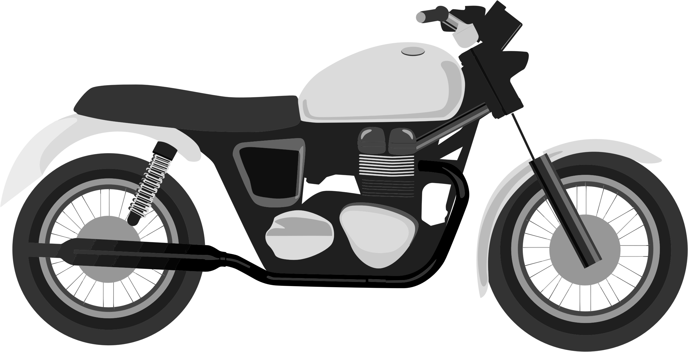 Motorcycle Clipart Png.