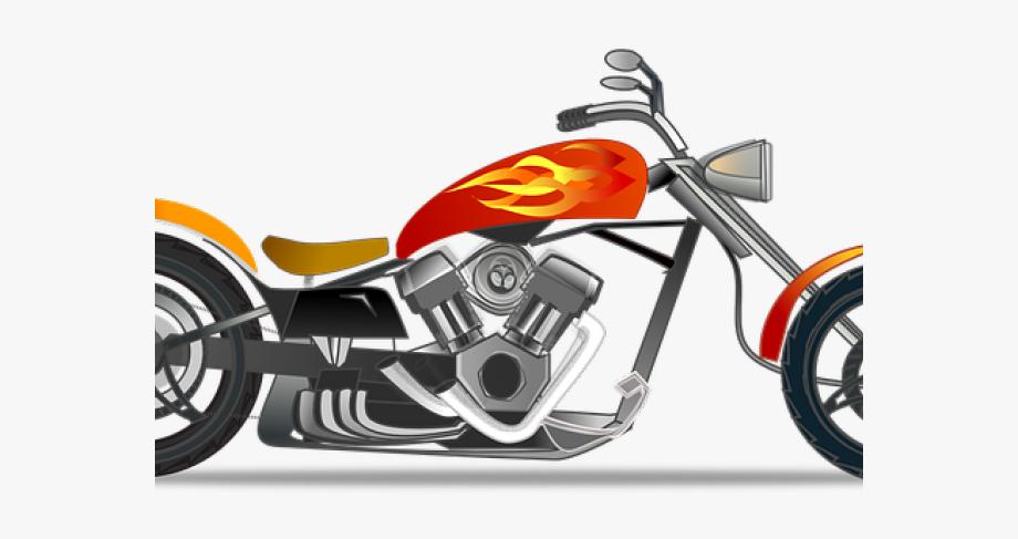 Motorcycle Clipart Transparent Background , Transparent.