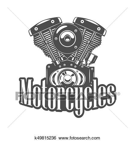 Motorcycle engine clipart 2 » Clipart Portal.