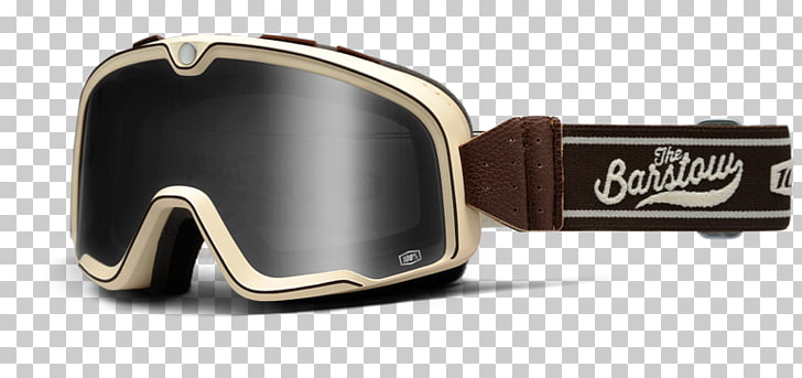 Barstow Motorcycle Goggles Capella Lifestyle Anti.