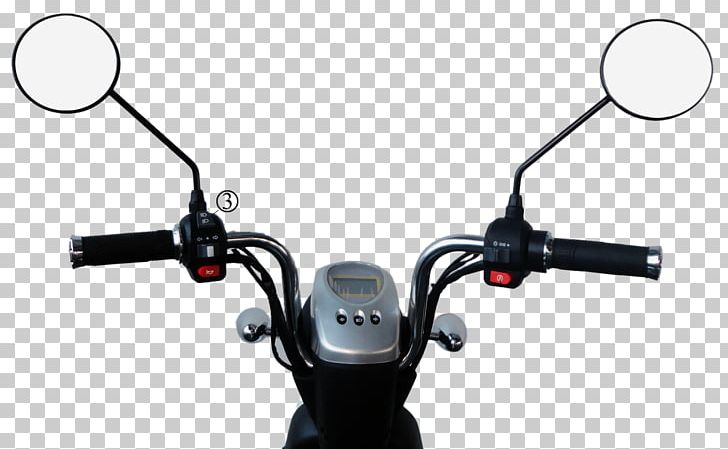 Bicycle Handlebars Scooter Motorcycle Accessories PNG.