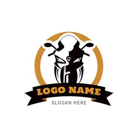 Free Motorcycle Logo Designs.