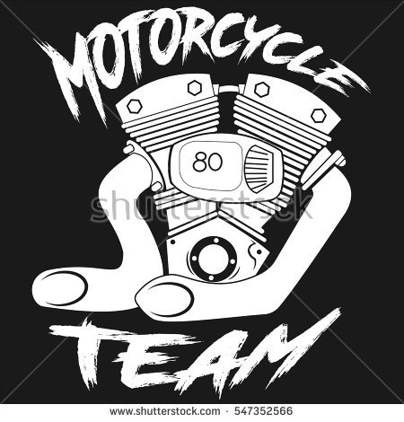Flat Track Motorcycle Race Event Poster Stock Vector 369438221.