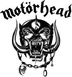 Motorhead Logos.