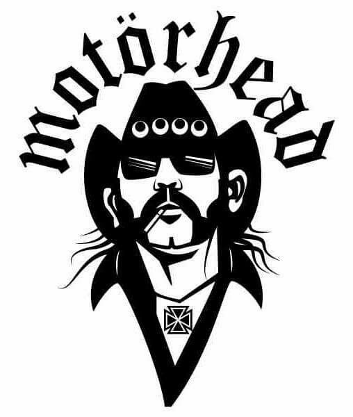 Motörhead Lemmy in 2019.