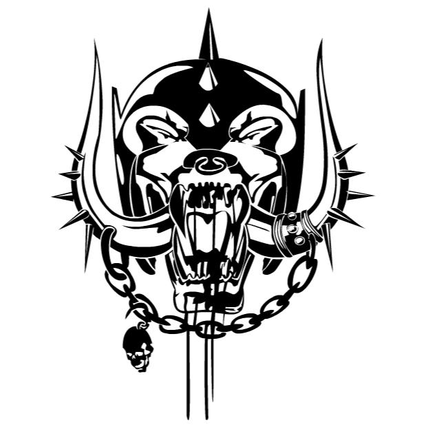 Skull Drawing clipart.