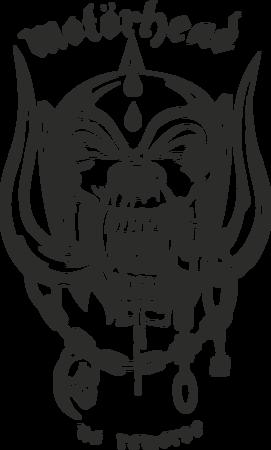Motörhead™ logo vector.