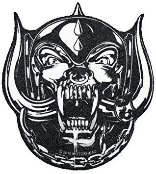 Motörhead Snaggletooth Door Mat black.