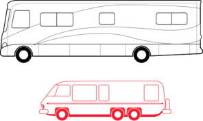 Motorhome Clip Art at Clker.com.