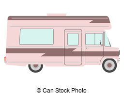 Motorhome Illustrations and Clipart. 1,188 Motorhome royalty free.