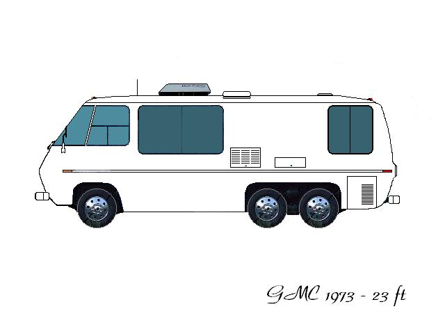 Motor Home Clipart.