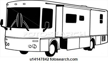 Motorhome clipart free 3 » Clipart Portal.