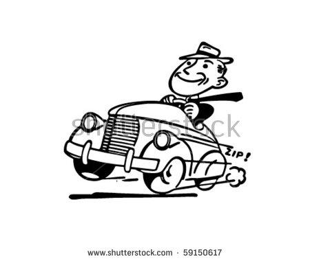 Happy Motorist.