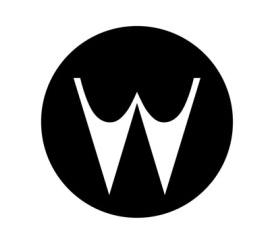Motorola Logo Upside Down.