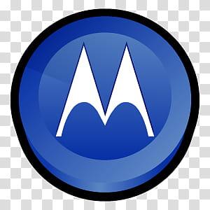 D Cartoon Icons III, Motorola, Motorola logo icon.