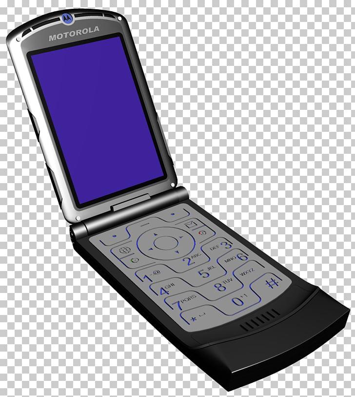 Motorola Razr Telephone Nokia N70 Portable communications.