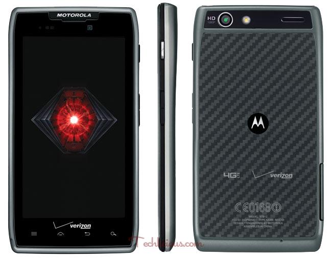 Motorola razr clipart.