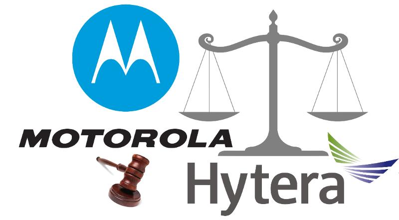 Motorola Solutions Expands Patent Infringement Complaints.