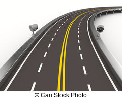 Motorway Illustrations and Clipart. 2,514 Motorway royalty free.