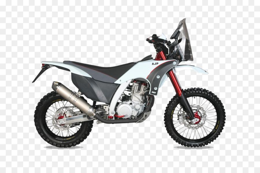 ajp pr7 clipart Enduro motorcycle AJP Motos clipart.
