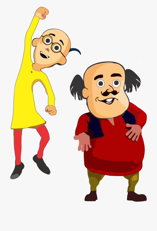 Motu Patlu Cartoon Png , Transparent Cartoon, Free Cliparts.