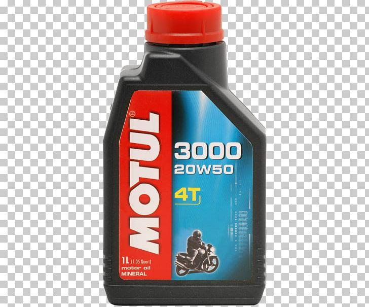 Motul Motor Oil Motorcycle Four.