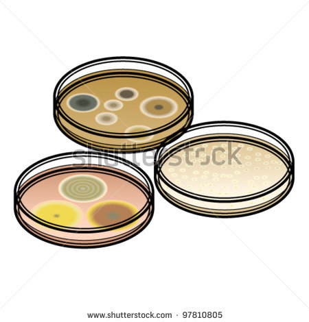 Mold clipart.