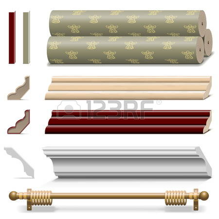 408 Moulding Stock Vector Illustration And Royalty Free Moulding.