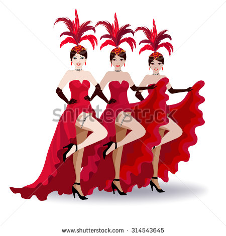 Moulin Rouge Stock Images, Royalty.