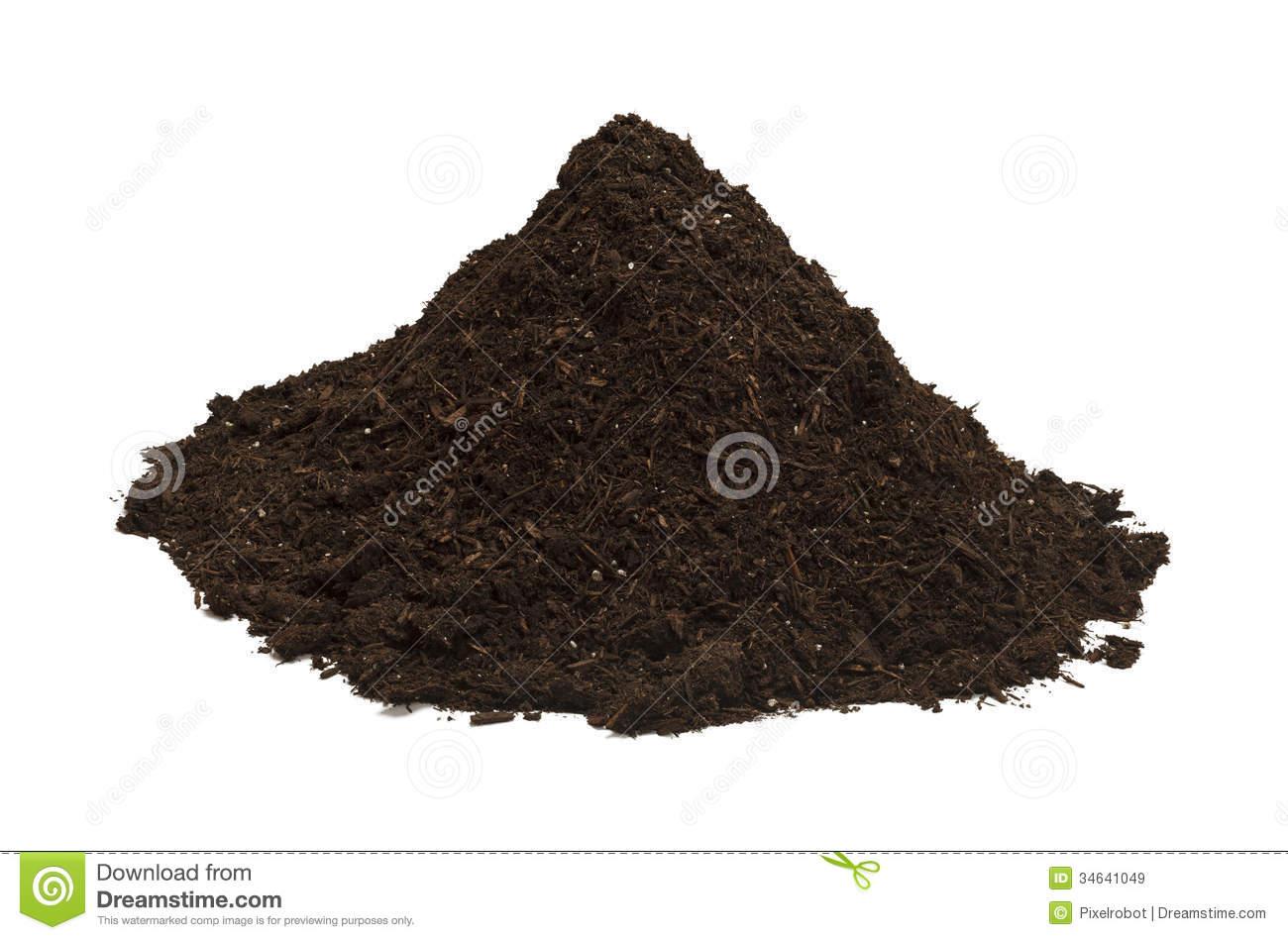 Dirt mound clipart.