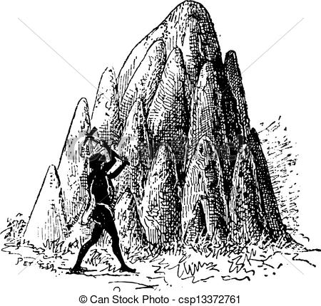 Mound clipart #11