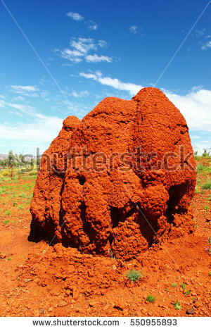 Mound formation clipart #8