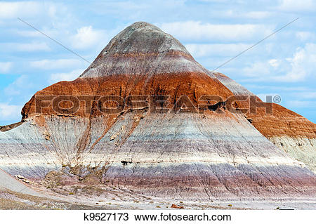 Mound formation clipart #1
