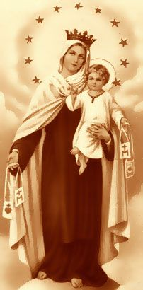 1000+ images about Our Lady of Mount Carmel on Pinterest.