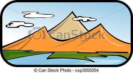 Mount clipart #2