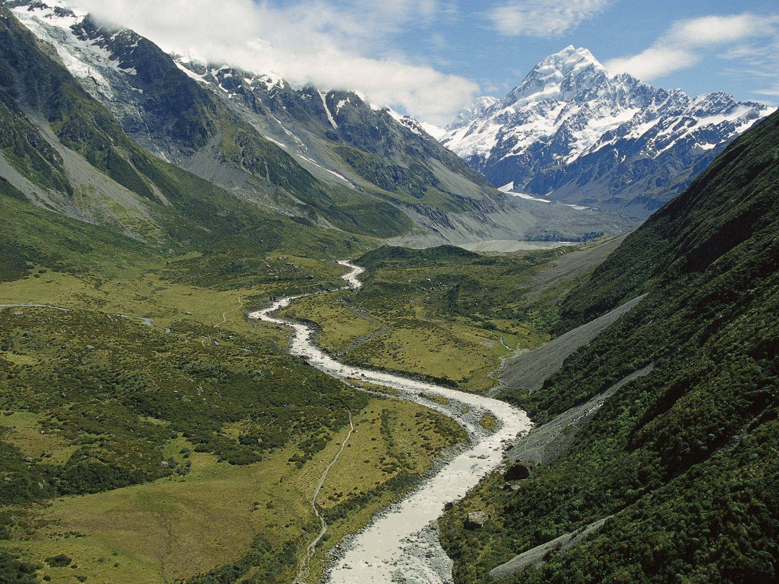 Mount cook clipart #4