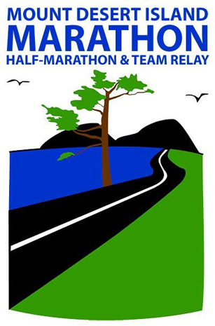 Mount Desert Island Marathon, Half and Team Relay.