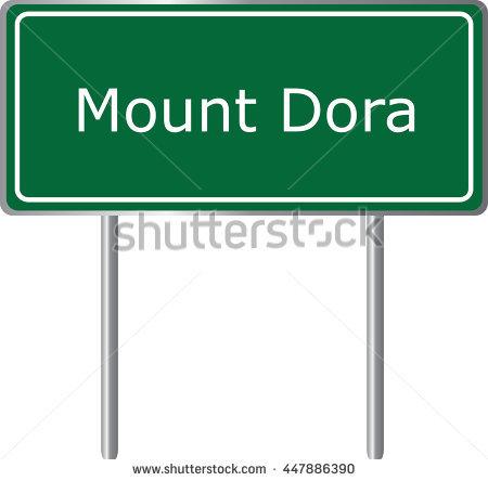 Mount dora clipart #13
