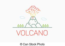 Mount etna clipart #17