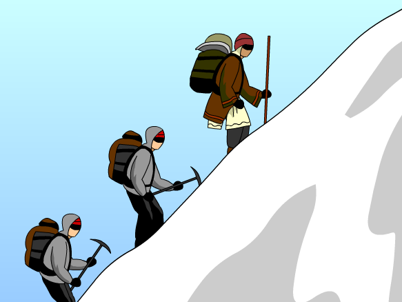 Mount everest clipart #13