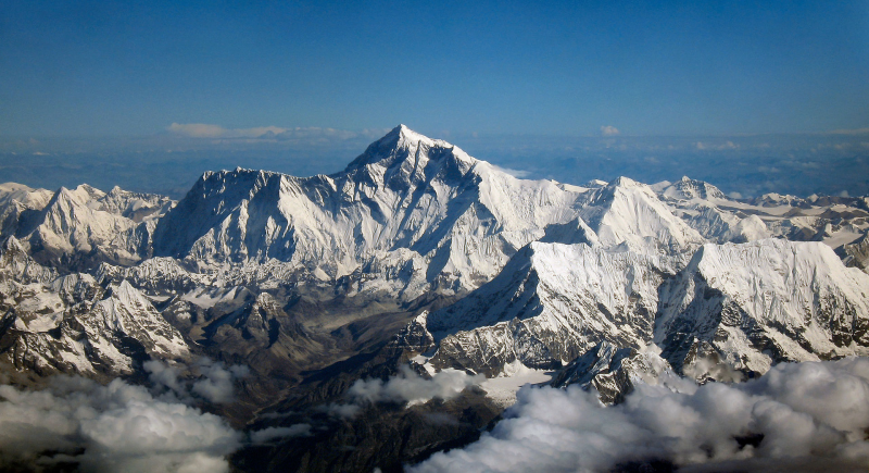 Seven Die in a Week as Mount Everest Is Hit With Record.