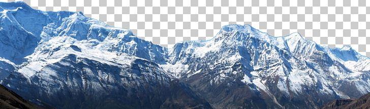 Annapurna Massif Everest Base Camp Annapurna Circuit Mount.