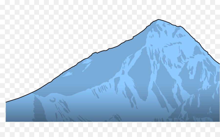 Volcano Cartoon png download.
