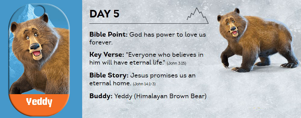 Everest VBS 2015 Theme by Group.